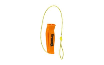 Un sifflet sans pièces métalliques, ce qui le rend idéal pour les sports nautiques.