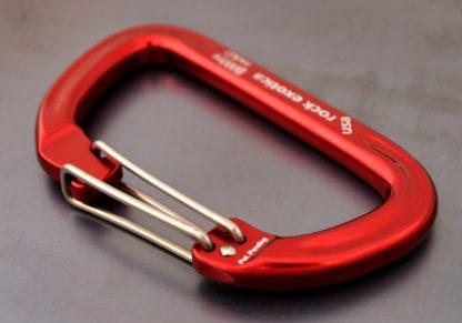 Rock Exotica rockD Bi-Wire Carabiner