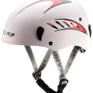 Camp Stunt White/Red