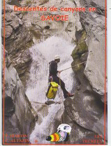 Descentes de canyons en Savoie