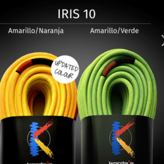 Corde statique Kordas IRIS (système Summum)