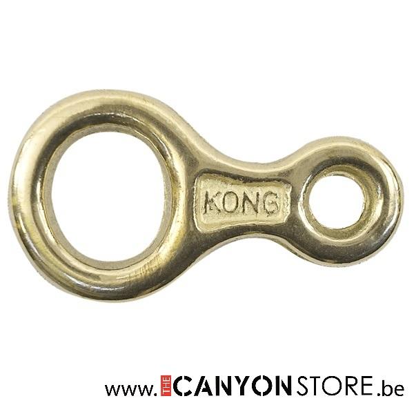 porte-clés - descendeur en huit Kong