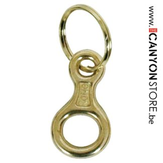 Kong figure of eight keyring