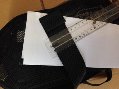 Zitvlakbescherming - meet je gordel