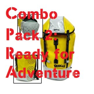 Rodcle Consusa 45l Combo Pack