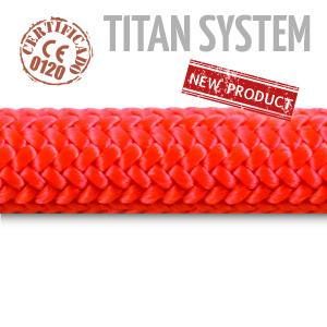 Corde statique Kordas FINA 8.5 mm (système Titan)