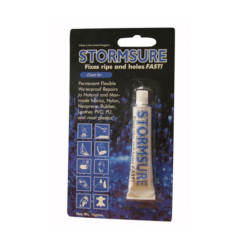 stormsure, neoprene glue
