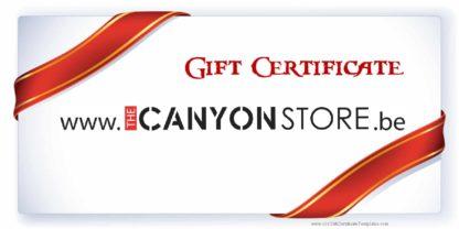 Geschenkgutschein The Canyon Store