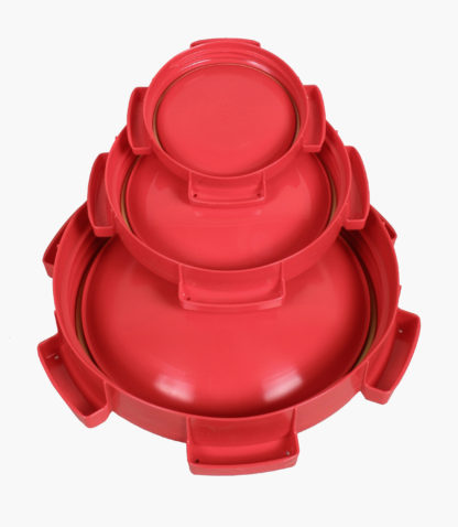 R077001 - Replacement lid for waterproof wide mouth barrel