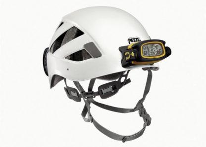 Petzl DUO S + BOREO CAVING helmet