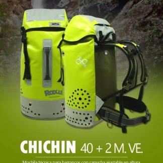 Sac à dos Rodcle Chichin 40 + 2L - Verde (Vert)