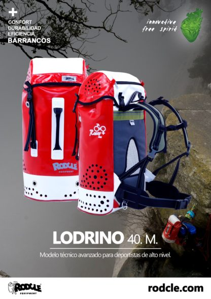 Rodcle LODRINO 40L (M) - technical backpack