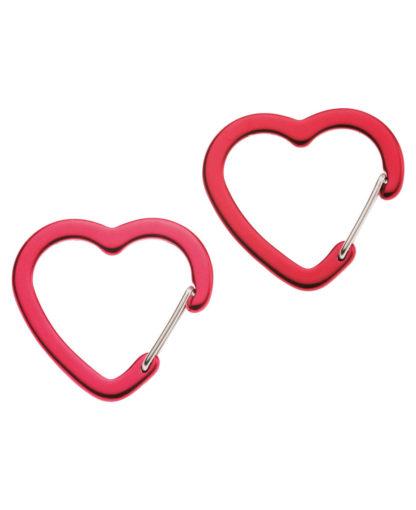 Edelrid Corazon -- Mousqueton accessoire en forme de coeur