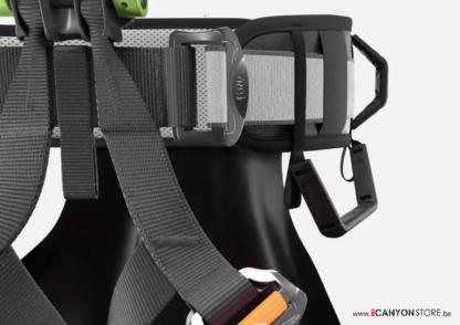 petzl canyon guide harness - neu 2020