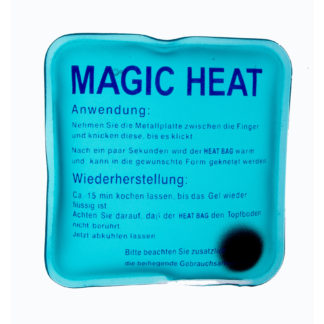 BasicNature 'Magic Heat' rechargeable warmer