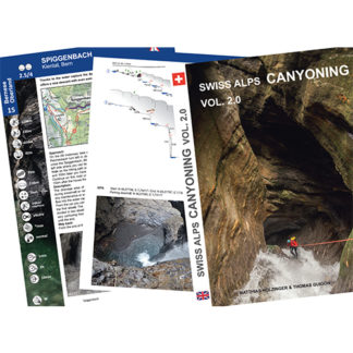 Swiss Alps Canyoning, volume 2.0 2.0