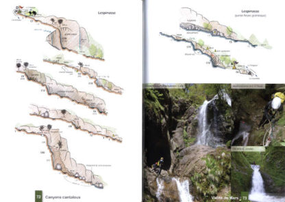 Canyons cantalous - von Philippe VIETTE-COSTE